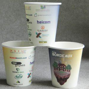 Plein-Bordeaux, sponsorbeker